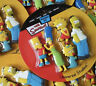 The Simpsons Homer Bart Maggie Marge Lisa Simpson  cartoon fridge magnet.