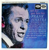 "Frank Sinatra Tell Her You Love Her T1919 12"" LP Vinyl 1963 RARE FREE UK P&P"