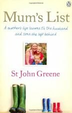 Mum's List,St John Greene