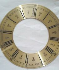 Grand Father clock dial chapter ring 246 mm