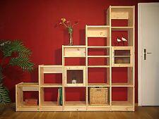 Regal, Kiefer massiv, neu, 190/50x215x35 cm und weitere Varianten im Shop !
