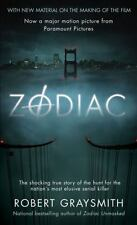 Zodiac: The Shocking True Story of the Hunt for the Nation's Most Elusive Serial