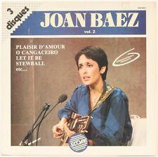 Joan Baez Vol. 2 (Box Set)  Joan Baez Vinyl Record