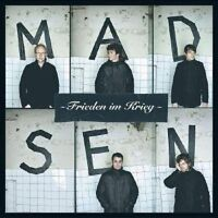 "MADSEN ""FRIEDEN IM KRIEG"" CD NEU"