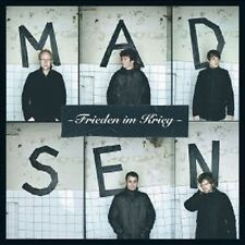 "MADSEN ""FRIEDEN IM KRIEG"" CD NEU"