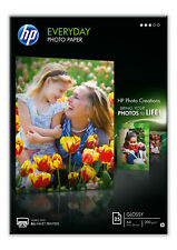 HP Everyday Semi Glossy Photo Paper A4 Size - 25 Sheets