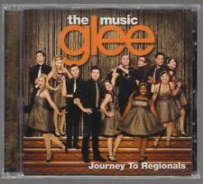"[64390] THE MUSIC OF GLEE - ""JOURNEY TO REGIONALS"" CD (2010, COLUMBIA RECORDS)"