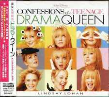 Confessions of a Teenage Drama Queen OST - Japan CD NEW