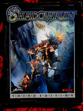 SHADOWRUN 3RD EDITION CORE RULEBOOK. Roleplaying Game RPG OOP VGC