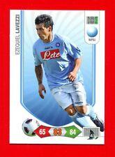 CALCIATORI 2010-2011 11 - Adrenalyn Panini Card BASIC - LAVEZZI - NAPOLI