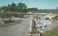 Monterey, CA - Western Village Motel - Exterior - Grounds View - Signage - Pool