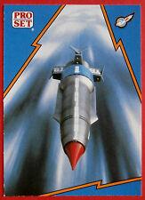 Thunderbirds PRO SET - Card #097 - Arctic Trials - Pro Set Inc 1992