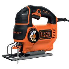 Black&Decker SEGHETTO ALTERNATIVO LEGNO 550W AUTOSELECT LAVORO 1 LAMA KS801SE