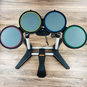 Harmonix Rock Band 822148 Wired Drum Set For PS2/PS3/PS4 With Foot Kick Pedal