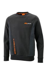 KTM Mechanic Sweater Black KTM Logo Racing Sweater Size XX-Large Was $69.95
