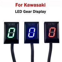 Motorcycle Indicator LED Gear Display Speed for Kawasaki Ninja ZX6R ZX6RR ZX10R