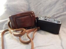 Vintage Voightlander Vito II 35mm Camera with Case