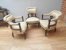 Lovely 3 piece ANTIQUE Bedroom LOUNGE Suite CHAIR set AMAZING condition QZZQ SA