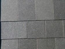 20 1:12th Dolls House Versi Slate & Halves Roof Tiles