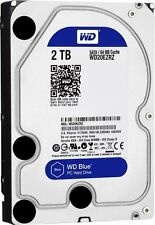 HARD DISK 3,5 2TB WD20EZRZ INTERNO WD BLUE PC DESKTOP