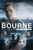 The Bourne Ultimate 5-Movie Collection (2016) MoviesAnywhere 4K/VUDU 4K DIGITAL