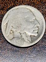 1913 D Type 2 Buffalo Nickels