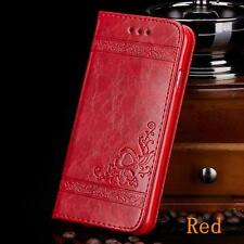 Luxury Magnetic Leather Flip Wallet Phone Bumper Case Cover Stand for iPhone 7