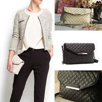 Women Lady Leather Shoulder Bag Clutch Handbag Fashion Tote Purse Hobo Messenger