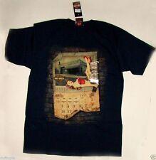 Harley Davidson Mens Black Calendar Girls Tee Shirt (Before Variations) -NIB..