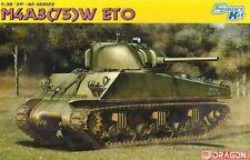 DRAGON 6698 1/35 M4A3 75(W) ETO