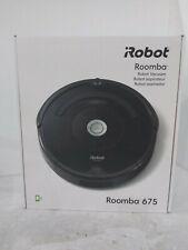 iRobot - Roomba 675 Wi-Fi Connected Robot Vacuum