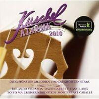 KUSCHELKLASSIK 2010 2 CD NEU