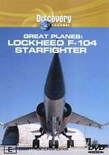 Discovery - Great Planes: Lockheed F-104 Starfighter - Region 4