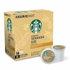80 K Cups - Starbucks Veranda Coffee - Sealed Boxes - Blonde Roast - 2.0