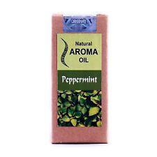 Natural Peppermint Aroma Oil For Potpourri, Burner Oils Fragrance - 10 ml
