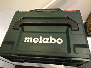 Metabo 18v SSD Drill Box