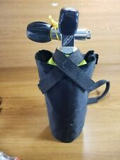 Pony Bottle Bag Case 13 cubic ft Scuba Dive Tank Cylinder Carrier (not included)
