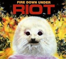 Riot, The Riot - Fire Down Under [New CD] Holland - Import