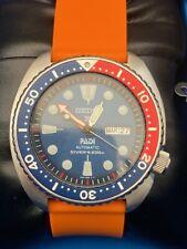 Seiko Prospex PADI plongeurs montre tortue PEPSI-SRPA 21K1