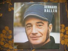LP BERNARD HALLER - Enregistrement Public / Warner Bros. Records 56118 Fr (1975)