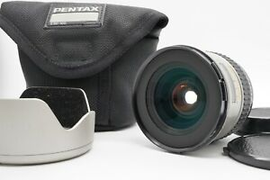 [MINT w/ Case Hood] SMC PENTAX FA 24mm f/2 AL IF AF K Mount Lens From Japan