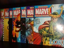 The Classic Marvel Figurine Collection 17 Magazines