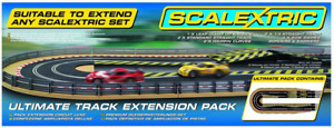 Scalextric C8514 Track Extension Pack Ultimate 1x Leap Ramp Up and Ramp Down 2 4