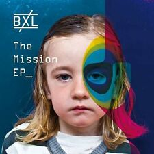 CD NEUF scellé - BRUXELLES / BXL - THE MISSION EP / Edition Digipack -C21