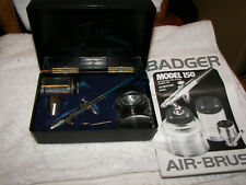 Badger Air-Brush 150  Airbrush Set  NEW  Dual Action  Internal Mix