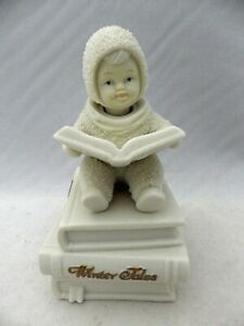 Department 56 Snowbabies - Once upon a Time... - #56.68832 - EUC - in box
