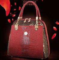 Women Handbag Leather Crossbody Bags Tote Messenger Bags Clutch Shoulder Bag