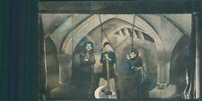 WW2 British Prisoners of War POW's medieval themed Show Stalag XXID  Poland