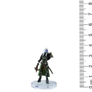 Pathfinder Miniatures: Darklands Rising 06 Drow Rogue