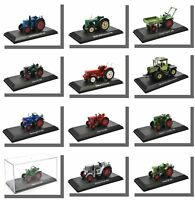 Tractors From Europe & Around the world, 1/43 Scale, Hatchette